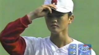 1996年夏準決勝 松山商vs福井商 16/18