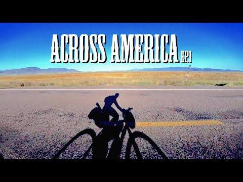 A Ride Across America: The Deserts - Full Documentary (CA, AZ, NM) - S1