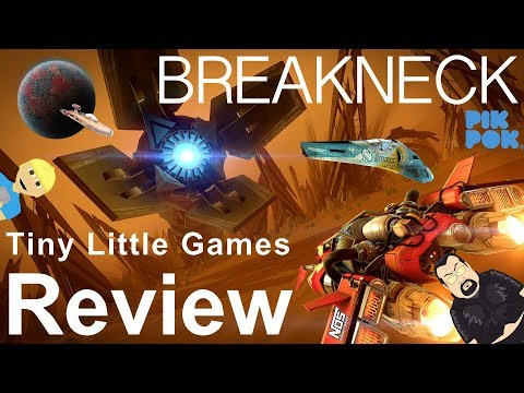 Breakneck Android Game Review (Endless Racer)