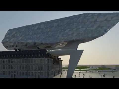 Port House Antwerp, Belgium © Zaha Hadid Architects