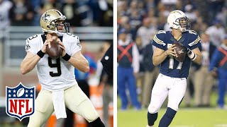 Drew Brees Gets Dumped for Philip Rivers & Saves the Saints