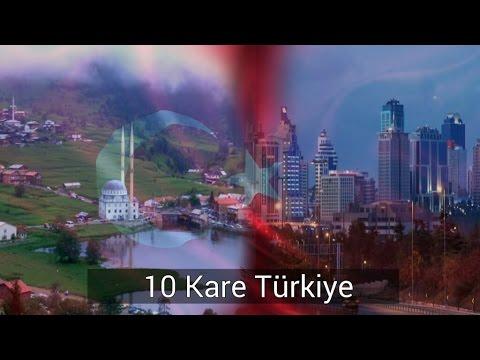 10 Turistin Kamerasından, 10 Kare TÜRKİYE! / Turkey and Tourism / Bilmelisiniz ki!