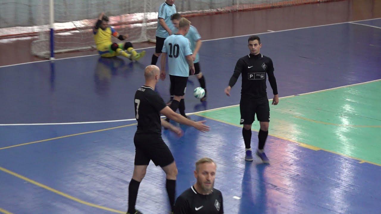 Матч повністю | 2T-AVATAS 4 : 3 Веселые ребята | Parimatch Preseason cup 2021