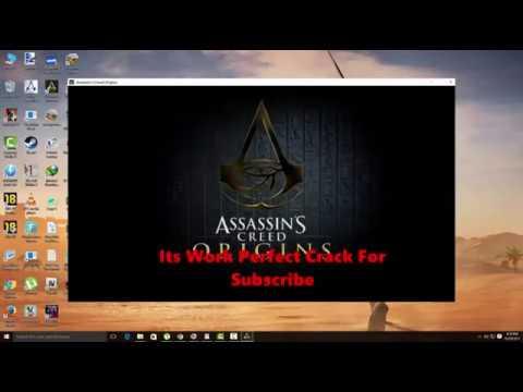 Assassins Creed Origins Crack Only 3dm V2 New Free Download Link 15122017 By Ali213