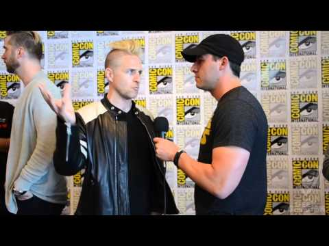 Yuri Lowenthal - Batman Unlimited: Monster Mayhem - SDCC 2015