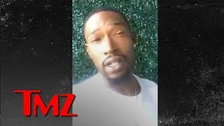 Eva Marcille's Baby Daddy Says He's Suing Over Court Fight with Cops | TMZ