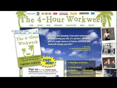 Tim Ferriss The 4 Hour Workweek Escape 9 5 Live Anywhere Review
