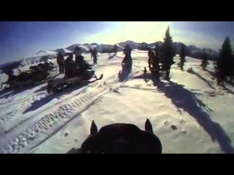 2012 Agrium Snowmobile Trip