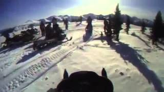 2012 Agrium Snowmobile Trip