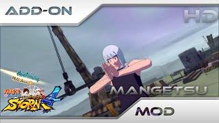 Download Video Naruto Shippuden Ultimate Ninja Storm 4 [MOD] :  Mangetsu Seven Swordmen : character add-on[PC][HD] MP3 3GP MP4