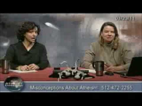 A very beautiful response from Tracie Harris [ Atheist Experience show #693 ] - part 1/2
