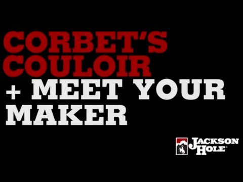 Corbet's Couloir to Meet Your Maker | One Run in Jackson Hole