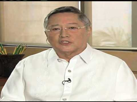 Dominguez backs lifting of bank secrecy for tax evasion cases