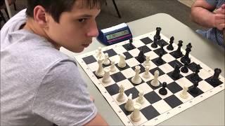 2 Tough Guys Fighting To The Chess Death! Robert vs Daniel