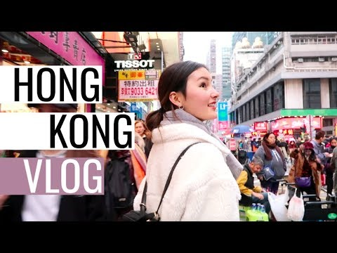 2 Days In My Life⎮Hong Kong Trip 2018