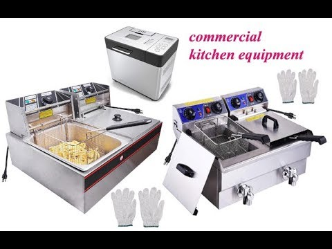 Top 5 Best Commercial Kitchen Equipment
