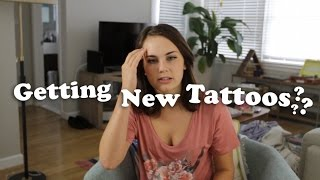 Getting A New Tattoo?
