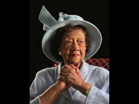 Dorothy Height Tribute Song - National Treasure