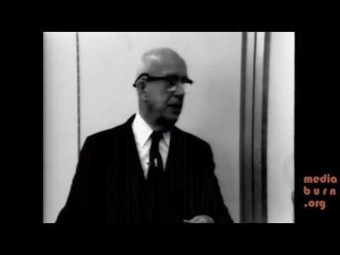 Buckminster Fuller on money in politics, 1980