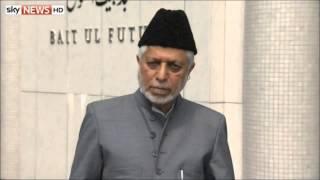 Islam is against Killing   Imam Rashed on Sky News UK   22 08 2014