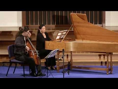 Marin Baroque presents William Skeen, Yuko Tanaka and Juliana Urban, Jan.19, 2013