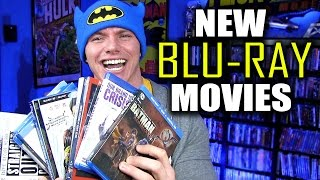 New BLU-RAY Movies - Collection Update!