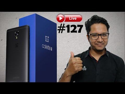 Live Tech News Of The Day #127 - Coolpad Note 5 Lite,Canvas Mega 2 Plus,OnePlus 3T,Samsung Bixby,Jio