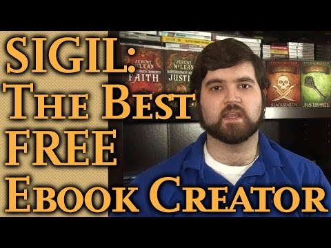 How To Setup Sigil To Create Kindle Ebooks: Simple Self-Publishing Part 9