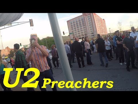 Still Haven't Found What You're Looking For? | U2 Street Preachers