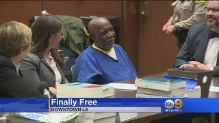 Man Who Served 32 Years In Prison Exonerated Of Murder