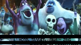 Hotel Transylvania - Zing Song (*Extended*) 4min