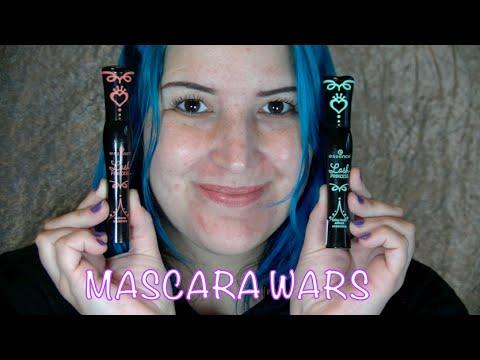 MASCARA WARS: Essence Lash Princess Volume VS False Lash Effect!