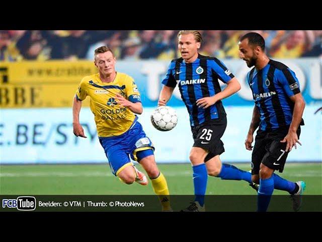 2015-2016 - Jupiler Pro League - 01. Sint-Truiden - Club Brugge 2-1
