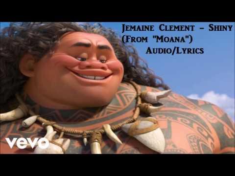 Jemaine Clement - Shiny | Audio/Lyrics | (From