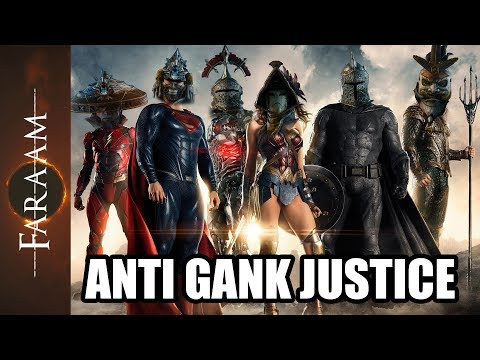 [For Honor] Anti Gank Justice