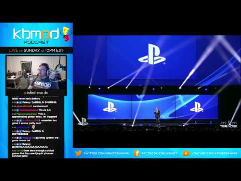 KBMOD Does E3 2015: Sony