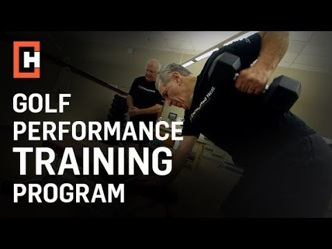 Frank Lupin, Performance Coach: Golf Performance Training