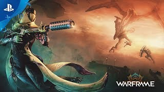 Warframe: The Jovian Concord - Coming Soon | PS4