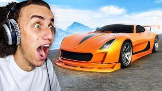WORLD'S FASTEST ELECTRIC CAR EVER! [400 MPH!] (GTA 5 DLC)
