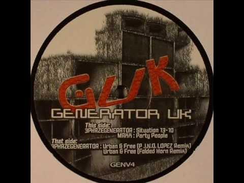 MAXX - Party People [Generator UK 4] 2010