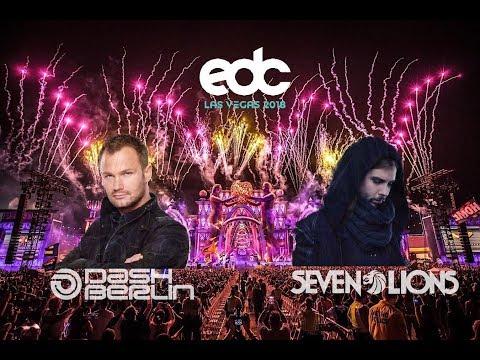 Dash Berlin / Seven Lions @ EDC Las Vegas 2018 [KineticFIELD] - Drops Only