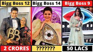 New List Of All Season Winners Of Bigg Boss & Their Prize Money - Bigg Boss Season 15 - Winner
