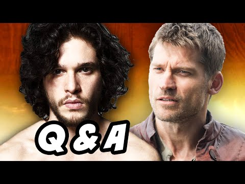 Game Of Thrones Season 6 Q&A - The Smiling Knight