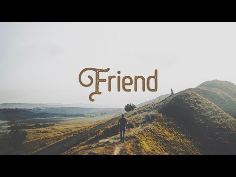 Friend - Jonathan Ogden (With Lyrics)