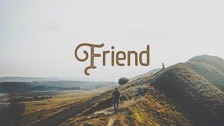 Friend - Jonathan Ogden (With Lyrics)