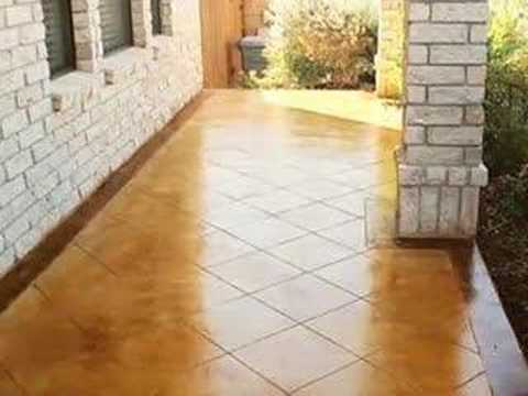 The costs for Stamped Concrete - Concrete Network