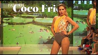 POWERFUL RAINFOREST   COCO FRIO Spring Summer 2018 Maredamare 2017 Florence   Fashion Channel