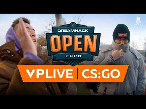 VP Live | Медиа-день и групповой этап DreamHack Open Leipzig