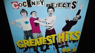 Cockney Rejects - Greatest Hits Vol. 2 (full album)