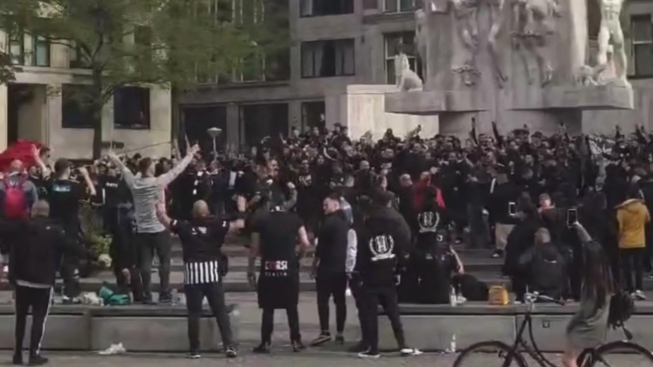 Ajax 2-0 Beşiktaş Amsterdam İstanbul'a Döndü